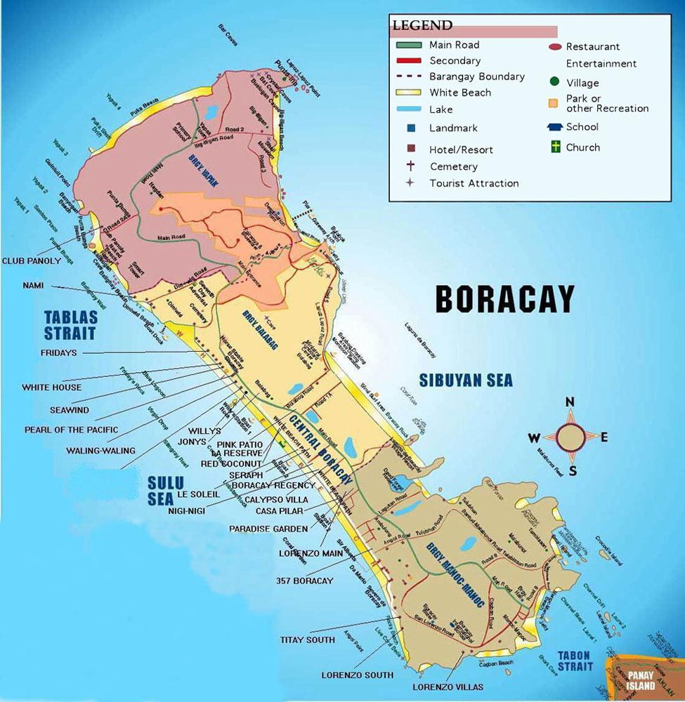 Boracay Island named Asias best island