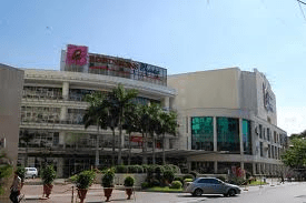 Robinsons Mall Front