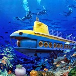 Cebu, in the Philippines, Yellow Submarine