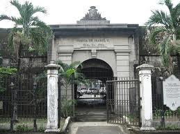 Puerta de Isabel II.