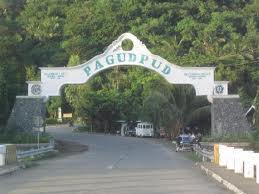 Pagudpud is a coastal resort town of Ilocos Norte province, in the northern Ilocos Region of the Philippines