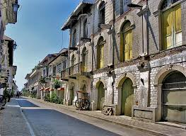 Vigan City is one of the few remaining historical sites within the Philippines