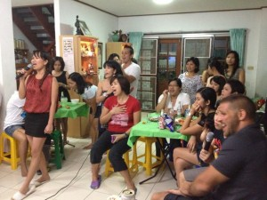 Karaoke in the Philippines