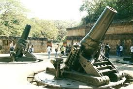 Corregidor Island- Coastal Guns