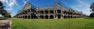 Corregidor Island- Mile Long Barracks
