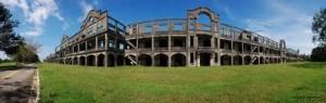 Corregidor Island- Mile Long Barracks