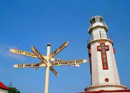 Corregidor Island- Spanish Lighthouse