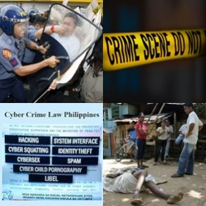 Murder is rife? Since when did the Philippines had a school shooting? or even drive by shootings? Armed escort? My question is, did this happen in Bohol? I doubt. Unless you are diplomats or VIP's which is needed.