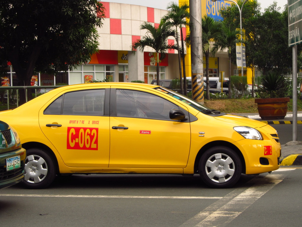 Metro Lang! – Taxi Taking In The Pinas Part 1