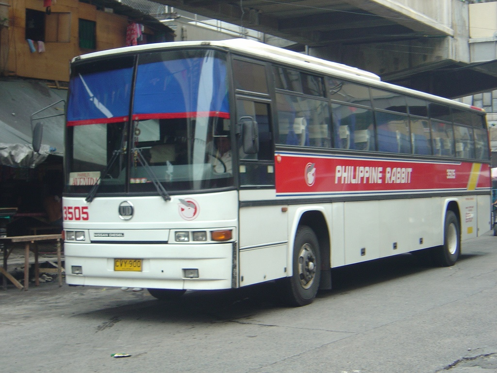Buses in the Philippines