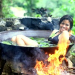 kawa hot bath antique