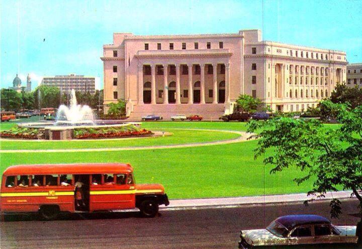 Manila in the 1970s