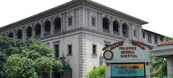Hospital List in Manila