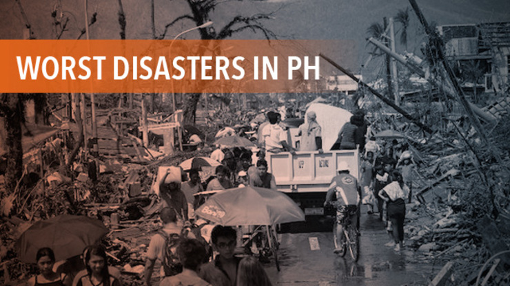 disasters in the Philippines