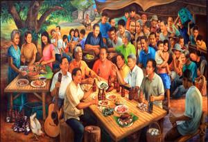 filipino families
